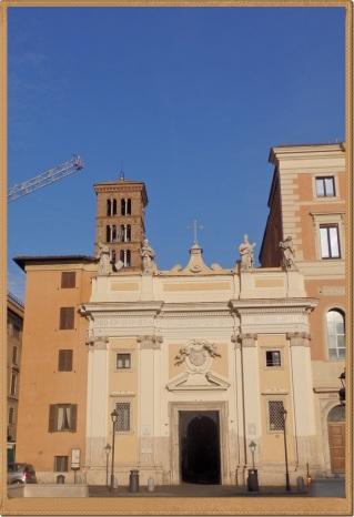San Silvestro in Capite, Roma